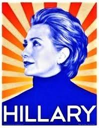 ヒラリークリントンの選挙ポスター2.jpg