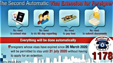 Visa of stranded foreigners extended.jpg