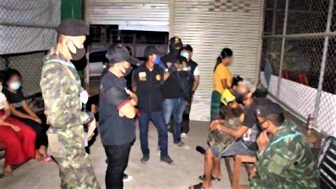 pict-11 illegal migrants detained in Mae Sot.jpg