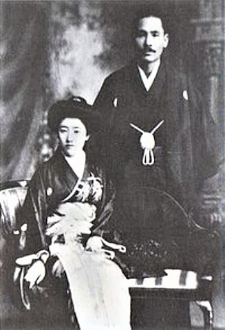 pict-1911年(明治44年)3月、伊藤伝右衛門と柳原�Y子・結婚.jpg