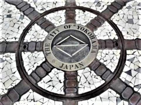 pict-CITY OF YOKOHAMA」「JAPAN」の 横浜市庁舎入口.jpg