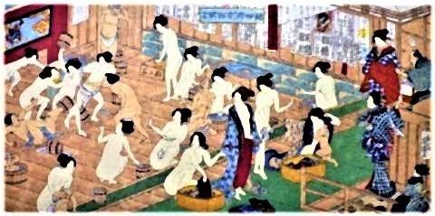 pict-『時世粧年中行事之内 競細腰柳風呂』落合芳幾 画.jpg