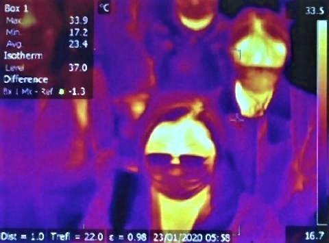pict-ローマの空港で武漢からの便,体温計測2020年1月23日.jpg