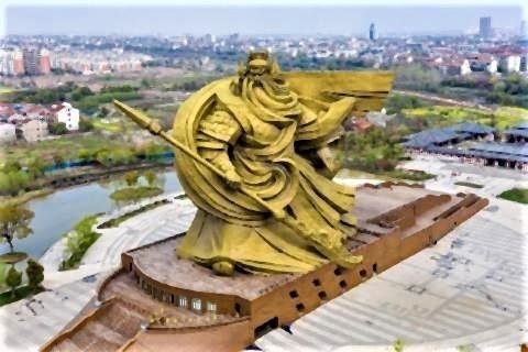 pict-中国・湖北省の関羽像が撤去されている.jpg