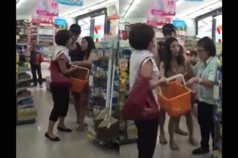 pict-中国人の女性が、 タイのセブンイレブンで喧嘩.jpg