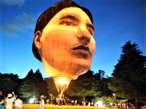 pict-代々木公園に巨大な「誰かの顔」.jpg