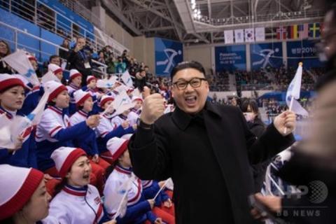 pict-北朝鮮の「美女応援団」2.jpg