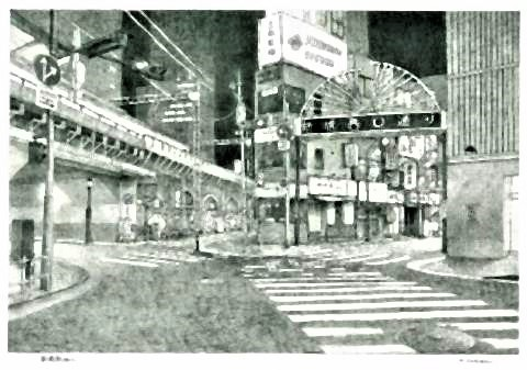pict-夜の新橋駅西口(画・安住孝史氏).jpg