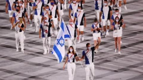 pict-東京オリンピック開会式のイスラエル選手団.jpg