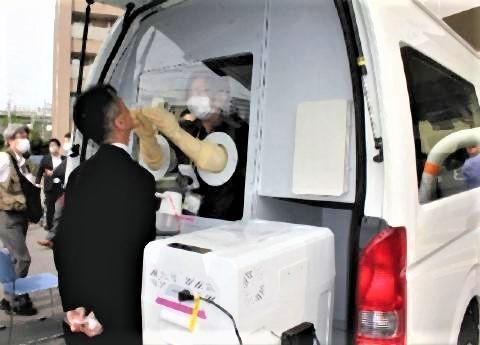 pict-豊田合成、PCR検査車両.jpg