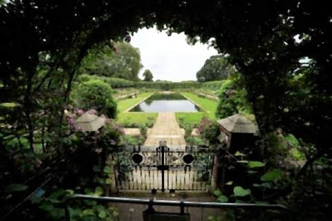 pict-The redesigned Sunken Garden at Kensington Palace  home to the new Diana, Princess of Wales, statue..jpg