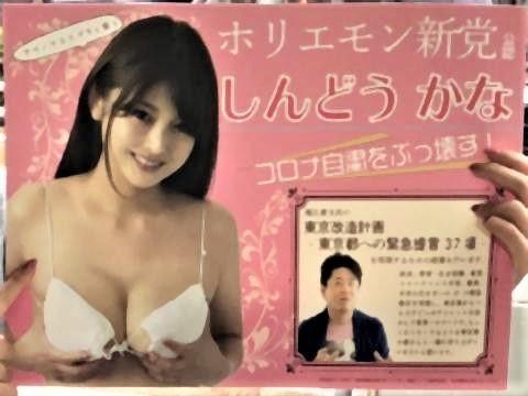 pict-pict-新藤加菜(ゆづか姫)が選挙ポスタ.jpg